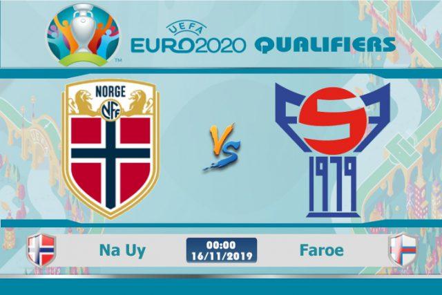 Soi kèo Euro Na Uy vs Faroe 00h00 ngày 16/11: Chắt chiu từng điểm