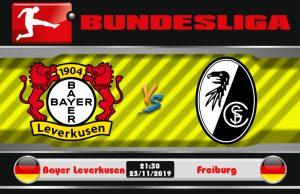 Soi kèo Bayer Leverkusen vs Freiburg 21h30 ngày 23/11: Sức mạnh sân nhà