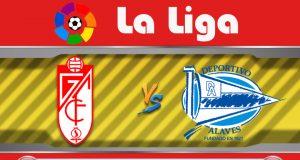 Soi kèo Granada vs Alaves 22h00 ngày 07/12: Tựa lưng vào sân nhà