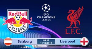 Soi kèo Salzburg vs Liverpool 00h55 ngày 11/12: Hết quyền tự quyết