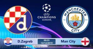 Soi kèo Dinamo Zagreb vs Man City 00h55 ngày 12/12: Chủ nhà phải thắng
