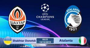 Soi kèo Shakhtar Donetsk vs Atalanta 00h55 ngày 12/12: Chung kết nhóm dưới