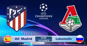 Soi kèo Atletico Madrid vs Lokomotiv 03h00 ngày 12/12: Cơ hội mở ra