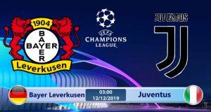 Soi kèo Bayer Leverkusen vs Juventus 03h00 ngày 12/12: Hơn cả thủ tục
