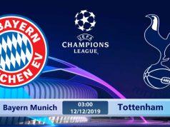 Soi kèo Bayern Munich vs Tottenham 03h00 ngày 12/12: Chấn thương dày đặc