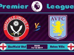 Soi kèo Sheffield Utd vs Aston Villa 22h00 ngày 14/12: Tân binh chạm mặt