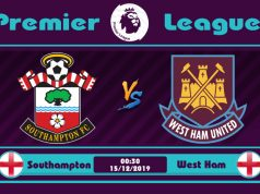 Soi kèo Southampton vs West Ham 00h30 ngày 15/12: Lợi thế sân nhà