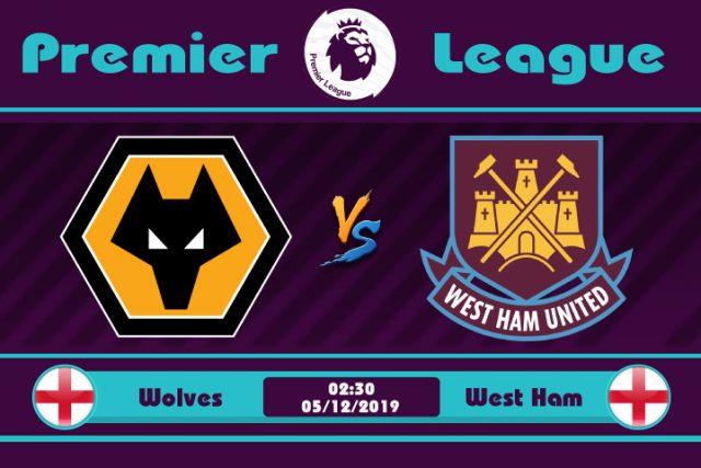 Soi kèo Wolves vs West Ham 02h30 ngày 05/12: Hiểm họa từ bầy Sói