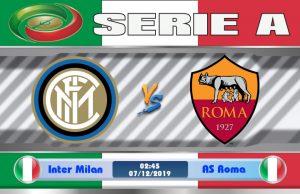 Soi kèo Inter Milan vs AS Roma 02h45 ngày 07/12: Thử thách khó khăn