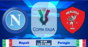 Soi kèo Napoli vs Perugia 21h00 ngày 14/01: Phải tập buông bỏ