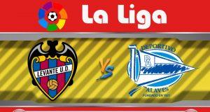 Soi kèo Levante vs Alaves 19h00 ngày 18/01: Còn đâu thời huy hoàng