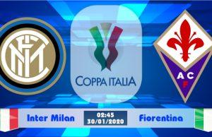 Soi kèo Inter Milan vs Fiorentina 02h45 ngày 30/01: Cẩn tắc vô ưu
