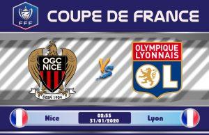 Soi kèo Nice vs Lyon 02h55 ngày 31/01: Lợi thế từ sân nhà