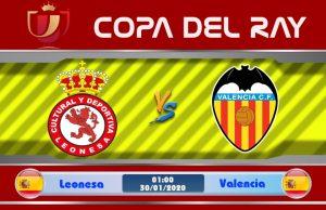 Soi kèo Leonesa vs Valencia 01h00 ngày 30/01: Cảm giác thăng hoa