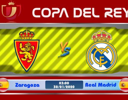 Soi kèo Zaragoza vs Real Madrid 03h00 ngày 30/01: Tiếp tục thị uy
