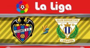 Soi kèo Levante vs Leganes 19h00 ngày 08/02: Tiếp tục chuyển mình