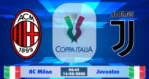 Soi kèo AC Milan vs Juventus 02h45 ngày 14/02: Chuyến đi bất ổn