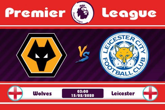 Soi kèo Wolves vs Leicester 03h00 ngày 15/02: Sa sút phong độ