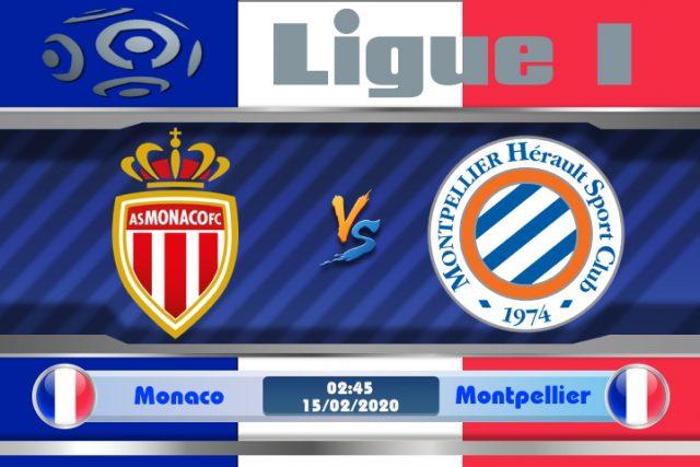 Soi kèo Monaco vs Montpellier 02h45 ngày 15/02: Cơ hội cho chủ nhà