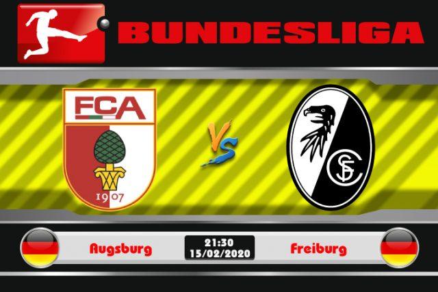Soi kèo Augsburg vs Freiburg 21h30 ngày 15/02: Điểm mạnh sân nhà