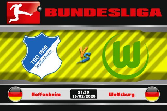 Soi kèo Hoffenheim vs Wolfsburg 21h30 ngày 15/02: Sói xanh mất sắc