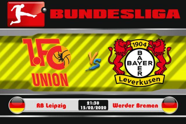 Soi kèo Union Berlin vs Bayer Leverkusen 21h30 ngày 15/02: Tôn trọng đối thủ