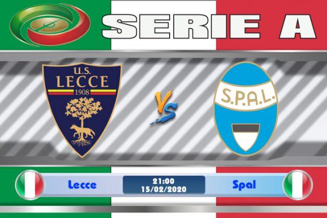 Soi kèo Lecce vs Spal 21h00 ngày 15/02: Thừa thắng xông lên