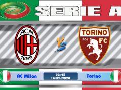 Soi kèo AC Milan vs Torino 02h45 ngày 18/02: Bò Đực lạc lối