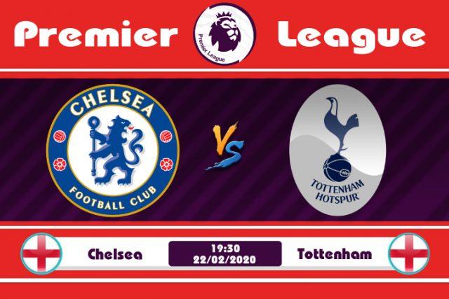 Soi kèo Chelsea vs Tottenham 19h30 ngày 22/02: Trận cầu vắng sao