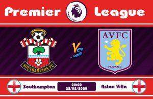 Soi kèo Southampton vs Aston Villa 22h00 ngày 22/02: Cơ hội để ghi điểm