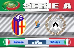 Soi kèo Bologna vs Udinese 21h00 ngày 22/02: Ác mộng khi xa nhà