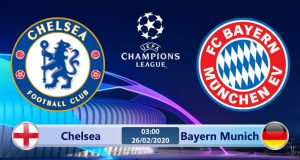 Soi kèo Chelsea vs Bayern Munich Champions League