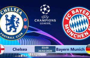Soi kèo Chelsea vs Bayern Munich Champions League
