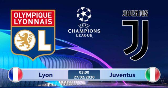 Soi kèo Lyon vs Juventus 03h00 ngày 27/02: Không dễ đối phó