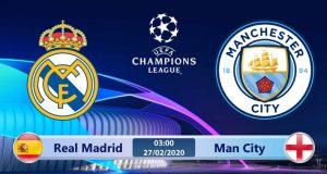 Soi kèo Real Madrid vs Man City 03h00 ngày 27/02: Liệu nhà cái có đúng ?