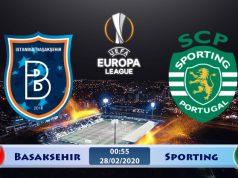 Soi kèo Basaksehir vs Sporting 00h55 ngày 28/02: Chỉ cần thủ hòa