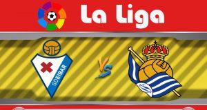 Soi kèo Eibar vs Real Sociedad 02h00 ngày 11/03: Chủ nhà gặp khó