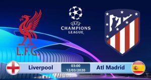 Soi kèo Liverpool vs Atletico Madrid 03h00 ngày 12/03: Đế vương thức tỉnh