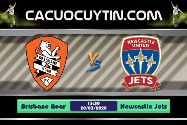 Soi kèo Brisbane Roar vs Newcastle Jets 15h30 ngày 20/03: Điểm yếu xa nhà