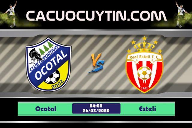 Soi kèo Ocotal vs Esteli 04h00 ngày 26/03: Sóng gió muôn trùng