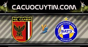 Soi kèo Slavia Mozyr vs Bate Borisov 19h00 ngày 28/03: Giận cá chém thớt