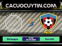 Soi kèo Diriangen vs Ferretti 075h00 ngày 02/04: Khôi phục tinh thần