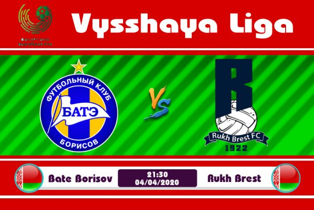 Soi kèo Bate Borisov vs Rukh Brest 21h30 ngày 04/04: Cơ hội vực dậy