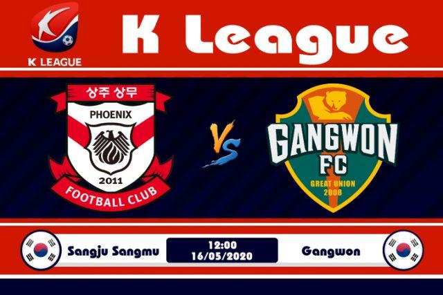 Soi kèo Sangju Sangmu vs Gangwon 12h00 ngày 16/05: Ác mộng khi xa nhà