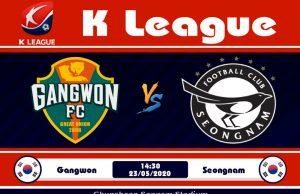 Soi kèo Gangwon vs Seongnam 14h30 ngày 23/05: Tựa lưng vào sân nhà
