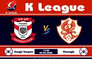 Soi kèo Sangju Sangmu vs Gwangju 17h00 ngày 23/05: Phượng hoàng gặp nạn