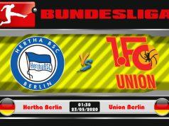 Soi kèo Hertha Berlin vs Union Berlin 01h30 ngày 23/05: Bại binh phục hận
