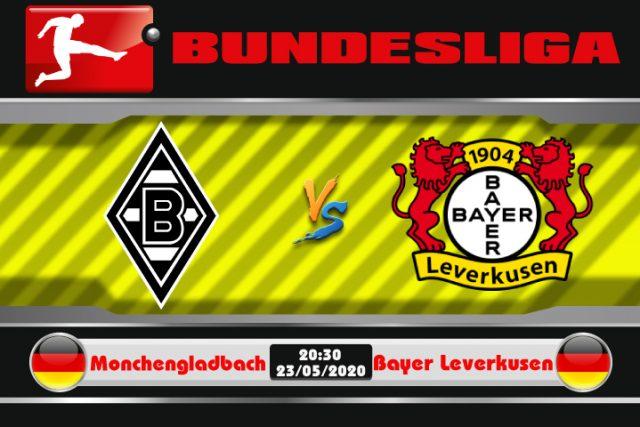 Soi kèo Monchengladbach vs Bayer Leverkusen 20h30 ngày 23/05: Khó định đoạt