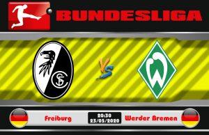 Soi kèo Freiburg vs Werder Bremen 20h30 ngày 23/05: Chớp lấy cơ hội