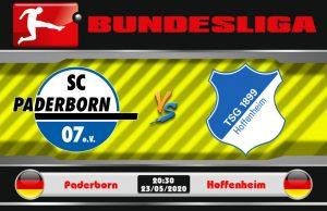 Soi kèo Paderborn vs Hoffenheim 20h30 ngày 23/05: Đẳng cấp có lên tiếng